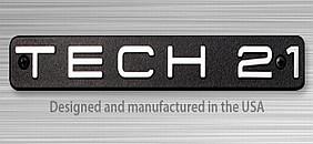 """Conrad Miller spielt """"Tech21"""""""