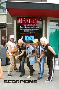 scorpions beatbox  hannover
